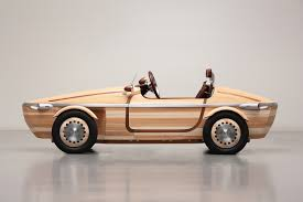 cars made by toyota toyota s gorgeous setsuna car is made from 86 handcrafted wooden