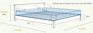 Width Of King Bed Frame Width King Bed More Views Grey 2 Drawer Fabric King Size Bed