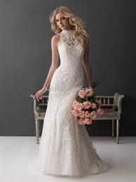 lace halter wedding dress naf dresses