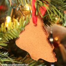 how to make cinnamon ornaments coupon closet