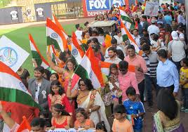 indian community celebrates 70th independence day with great