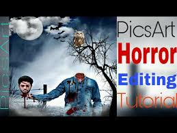 picsart editing tutorial video picsart editing tutorials photo maniupulation picsart horror