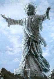 Predigtstuhl Bad Reichenhall Christus Statue Am Predigtstuhl In Bad Reichenhall Christliche