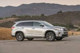 toyota highlander base price 2017 toyota highlander pricing for sale edmunds