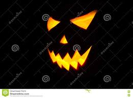 halloween black background pumpkin halloween jack o lantern on a black background stock photo