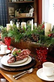 rustic table setting ideas traditional christmas table settings table decoration ideas settings