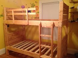 Twin Loft Bed With Desk Plans Free by Diy Bunk Bed With Desk Plans Home Design Ideas
