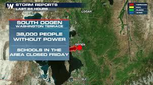 Utah Weather Map by Tornado Strikes Utah Thursday Weathernation