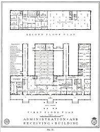 admin building floor plan of medical history