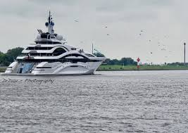 lurssen delivers al lusail yacht harbour with exterior design by h2 yacht design and interiors by march white the yacht has been spotted on the sea trials in february 2017