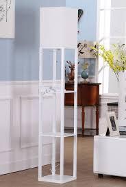 parker shelf floor lamp shelf floor lamp red rowan shelf floor