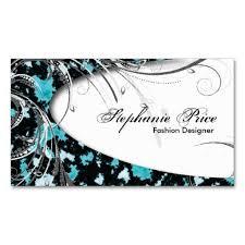 Business Card Fashion Designer Fashion Designer Business Card Abstract Glitter Jeweler