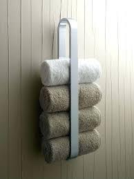 bathroom towel rack ideas bathroom towel storage ideas lilyjoaillerie co