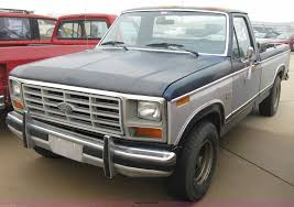 1981 ford f150 xl pickup truck item 2343 sold april 26