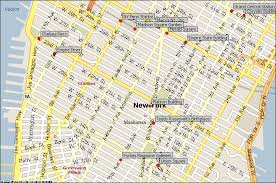 map of new your gramercy park flatiron district new york city attractions map