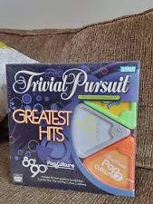 trivial pursuit 80s trivial pursuit tv board traditional ebay