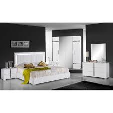 chambre a coucher magasin chambre à coucher complète design moderne panel meuble magasin