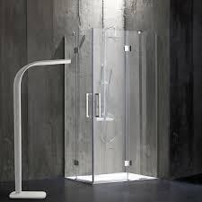boxs doccia cabina doccia senza telaio 80x100 cristallo trasparente kv store