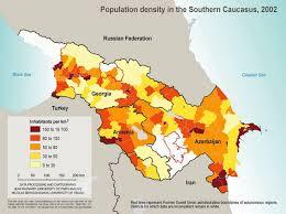 russia map by population envsec publications