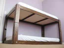 Instructables Platform Bed - minimalist bunk bed 17 steps with pictures