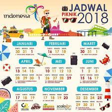 Kalender 2018 Hari Raya Idul Fitri Surat Keputusan Bersama Tiga Menteri Tentang Hari Libur Nasional