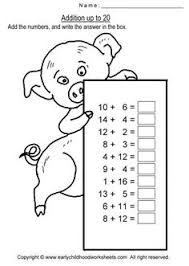 image detail for to print this worksheet click addition up to 10