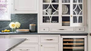 kitchen backsplash ideas black cabinets this kitchen backsplash trend is cooling