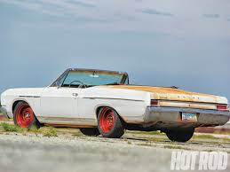 hrdp 1212 02 barn find pro touring 1966 buick with cpp suspension
