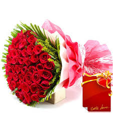 roses flowers buy send order designer 50 roses flower bouquet price online