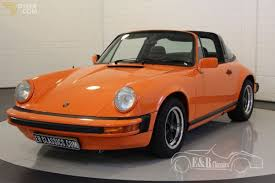orange porsche convertible classic 1978 porsche 911 sc targa cabriolet roadster for sale