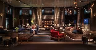 retro design hotel top design paramount hotel in new york edgy elegance design