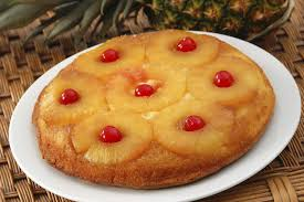 vegan pineapple upside down dump cake recipe