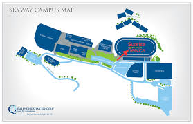 San Jose State University Map by San Jose Christian Alliance Church Easter Sunrise Service