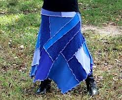 Upcycled Sweater Skirt - 56 best big girls need funky designs too images on pinterest