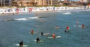 Map Of Florida East Coast Guide To Florida U0027s East Coast Beaches On The Atlantic Ocean
