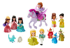 disney sofia royal prep academy doll gift pack
