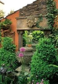 Italian Garden Ideas Italian Courtyard Garden Design Ideas