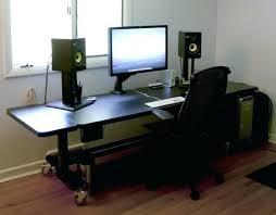 best desk ever computer desk for gaming pc good computer desk for gaming best