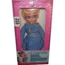 mrs beasley s mib vintage original 1966 talking mrs beasley doll by mattel