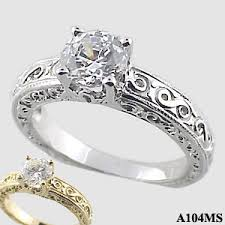 fancy wedding rings wedding sets engagement rings bands moissanite jewelry rings in