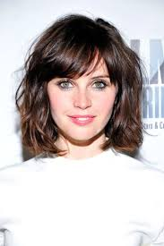 ways to style chin length hair best 25 short hairstyles with bangs ideas on pinterest short
