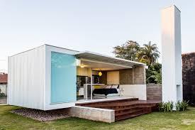 ipad prefab house from new zealand modern houses pinterest