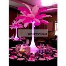 feather centerpieces for hire gauteng catering services