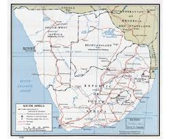 Africa Map Political by Maps Of South Africa South Africa Maps Collection Of Detailed