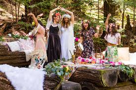12 must haves for a picture perfect boho bridal shower brit co