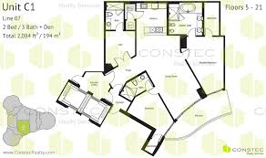 trump tower three floor plans