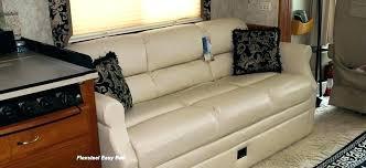 flexsteel rv sleeper sofa flexsteel rv furniture used recoverable leather cer j lounge