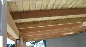 Aluminum Patio Covers Dallas Tx by Patio U0026 Pergola Amazing Wood Patio Covers Control The Sun With