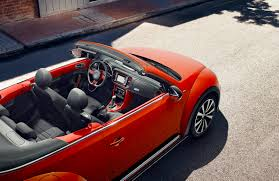white volkswagen convertible refreshed vw beetle range ready for 2017my