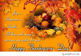 top happy thanksgiving wishes quotes cards 2017